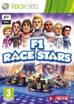 Jaquette de F1 Race Stars Xbox 360