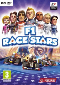 Jaquette de F1 Race Stars PC