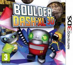 Jaquette de Boulder Dash-XL Nintendo 3DS
