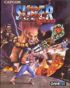 Jaquette de Super Street Fighter II Turbo PC