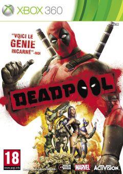 Jaquette de Deadpool Xbox 360