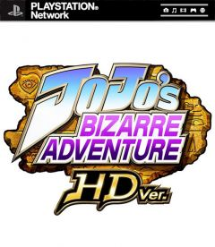 Jaquette de Jojo's Bizarre Adventure PlayStation 3