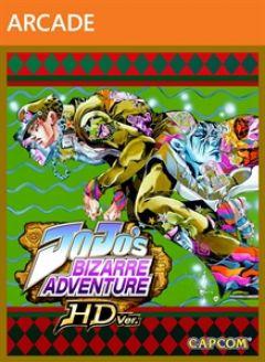 Jaquette de Jojo's Bizarre Adventure Xbox 360