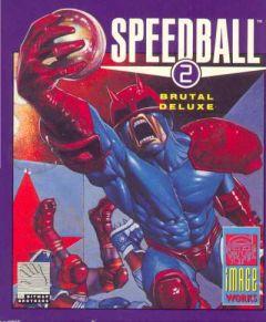 Jaquette de Speedball 2 : Brutal Deluxe Atari ST