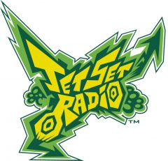 Jaquette de Jet Set Radio iPad
