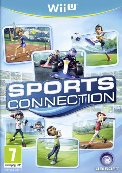 Jaquette de Sports Connection Wii U