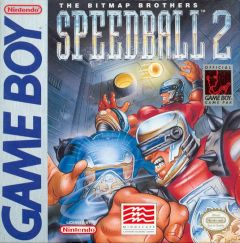 Jaquette de Speedball 2 : Brutal Deluxe Game Boy