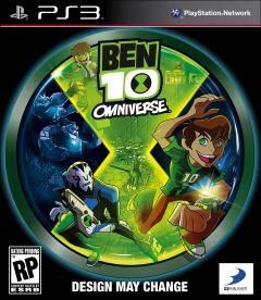 Jaquette de Ben 10 Omniverse PlayStation 3