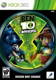 Jaquette de Ben 10 Omniverse Xbox 360