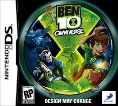Jaquette de Ben 10 Omniverse DS