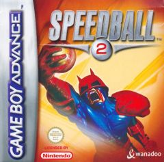 Jaquette de Speedball 2 : Brutal Deluxe Game Boy Advance