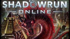 Jaquette de Shadowrun Online PC