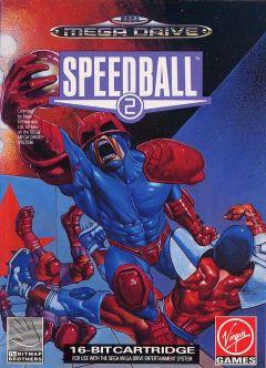 Jaquette de Speedball 2 : Brutal Deluxe Megadrive