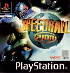 Jaquette de Speedball 2100 PlayStation