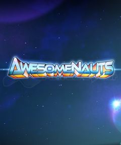 Jaquette de Awesomenauts PC