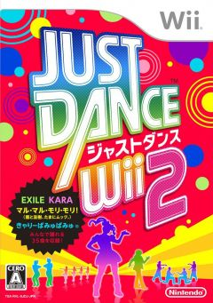 Jaquette de Just Dance Wii 2 Wii