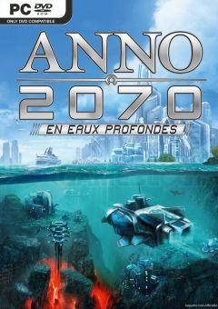 Jaquette de Anno 2070 : En Eaux Profondes PC