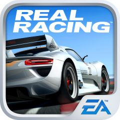 Jaquette de Real Racing 3 iPhone, iPod Touch