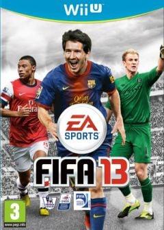 Jaquette de FIFA 13 Wii U