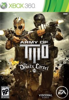 Army of TWO : Le Cartel du Diable (Xbox 360)