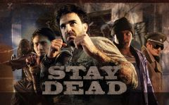 Jaquette de Stay Dead iPad