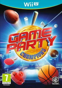 Jaquette de Game Party Champions Wii U