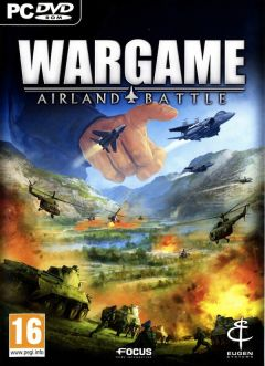 Jaquette de Wargame : AirLand Battle PC