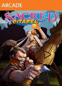 Jaquette de Sacred Citadel Xbox 360
