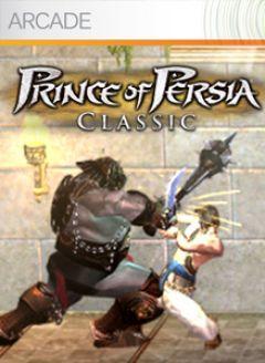 Jaquette de Prince of Persia Classic Xbox 360