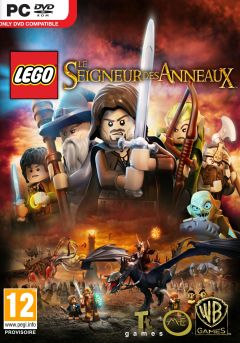 Jaquette de LEGO Le Seigneur des Anneaux PC