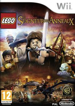 Jaquette de LEGO Le Seigneur des Anneaux Wii