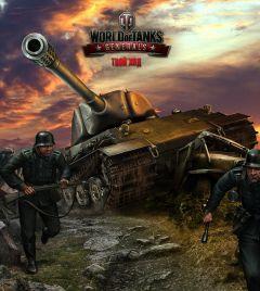 Jaquette de World of Tanks Generals PC