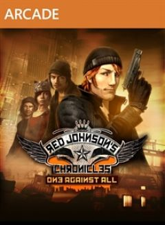 Jaquette de Red Johnson's Chronicles - One Against All Xbox 360