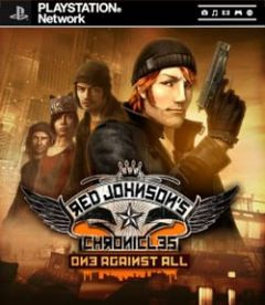 Jaquette de Red Johnson's Chronicles - One Against All PlayStation 3
