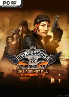 Jaquette de Red Johnson's Chronicles - One Against All PC