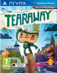 Jaquette de Tearaway PS Vita