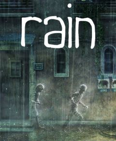 Jaquette de Rain PlayStation 3