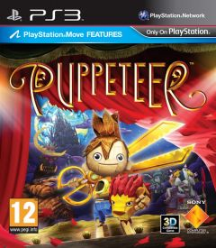 Jaquette de Puppeteer PlayStation 3