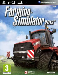 Jaquette de Farming Simulator 2013 PlayStation 3