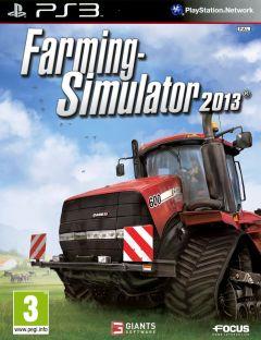 Jaquette de Farming Simulator 2013 PlayStation 3