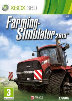 Jaquette de Farming Simulator 2013 Xbox 360