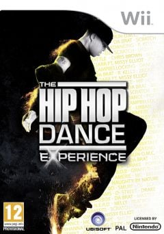 Jaquette de The Hip Hop Dance Experience Wii
