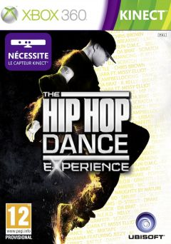 Jaquette de The Hip Hop Dance Experience Xbox 360