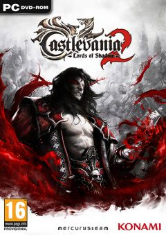 Jaquette de Castlevania : Lords of Shadow 2 PC