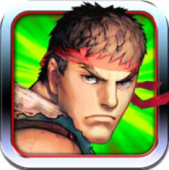 Jaquette de Street Fighter IV Volt iPad