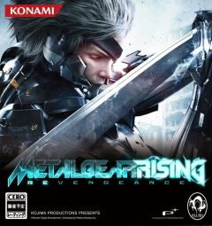 Jaquette de Metal Gear Rising : Revengeance PC