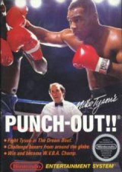 Jaquette de Punch-Out !! (Original) NES