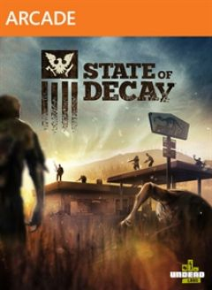 Jaquette de State of Decay Xbox 360