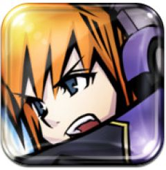 Jaquette de The World Ends With You iPhone, iPod Touch