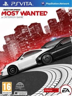 Jaquette de Need For Speed Most Wanted PS Vita